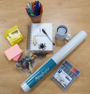 Meeting facilitation kit